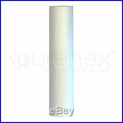 (1) 20 x 4.5 BIG BLUE WHOLE HOUSE WATER FILTER SEDIMENT 5µm