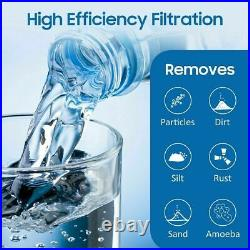 1 / 5 Micron 30 x 2.5 Whole House Sediment Water Filter Cartridges Replacement