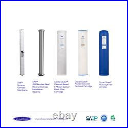 200 GPD Whole House Reverse Osmosis System