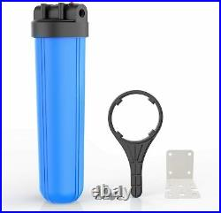 20 Big Blue BB Whole House Water Filter Spin Down Sediment Water Filters