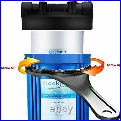 20 PK Big Blue PP Sediment Replacement Water Filter For Whole House 4.5 x 10