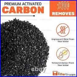 2 CU FT Replacement Carbon Media for Whole House Systems
