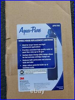 3M Aqua Pure Water Filter Replacement Quick Change AP917HD New Part# 5621006