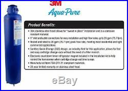 3M Aqua-Pure Whole House Replacement Water Filter Model AP910R