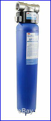 3M Aqua-Pure Whole House Sanitary Quick Change Water Filter System