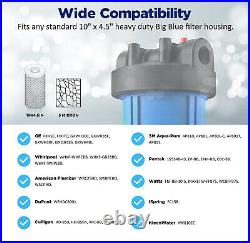 5 Micron 10x4.5 CTO Carbon Block Water Filter Filter Whole House For RO System