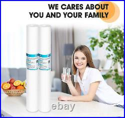 5 Micron 20 x 2.5 Whole House Sediment Water Filter Replacement NSF 1-50 Pack