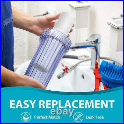 5 Micron PP Sediment Water Filter Whole House RO Replacement 10x2.5 1-50 Pack