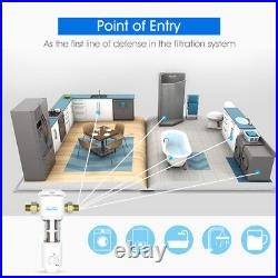 6 Stage Reverse Osmosis Drinking Water Filter System Whole House Water Filters