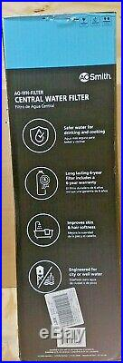 AO Smith 6-Year, 600,000-Gallon Whole House Water Filter 938433 Retails at $329