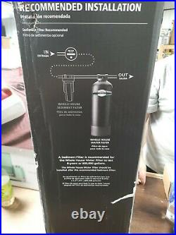 A. O. Smith Central water filter Whole House Water Filtration System 938433 NEW