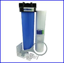 Aqua Filter Plus Whole House Water Filtration System 20 Big Blue Housing