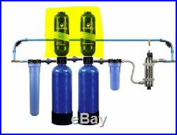 Aquasana 1,000,000 Gal. Whole House Water Filter with Salt-Free Softener