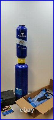 Aquasana Whole House Water Filter System Carbon & KDF Home Filtration EQ-1000