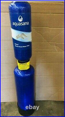 Aquasana Whole House Water Filter System EQ-1000 FILTER ONLY