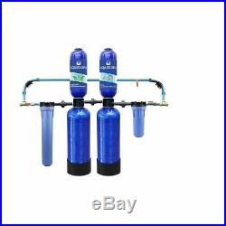 Austin Springs by Aquasana 300,000 Gal Whole House Water Filtration System with