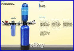 Austin Springs by Aquasana 6-Stage 500k Gallon Whole House Well Water Filter Sys