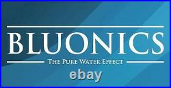BLUONICS Two 10 Big Blue Whole House Water Filter Purifiers withSediment & Carbon