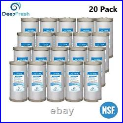 Big Blue Sediment and Activated Carbon Water Filter For Whole House 10 x 4.5