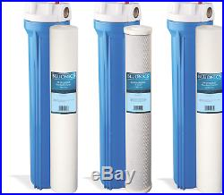Bluonics Whole House & Well Water System 55w Uv Ultraviolet 2.5x20