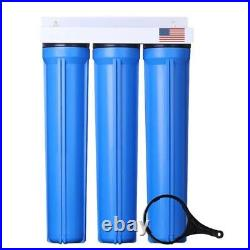 Contractor Series Water Filter System 1 Port High Quality Product 20 x 2.5