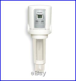 Ecopure Self Cleaning Sediment Filter Whole House Water Filtration System
