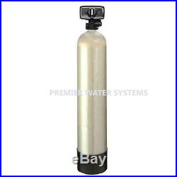 FLECK Whole House Water Filtration System 1.5 cu Ft 10x54 Reduces Chloramines