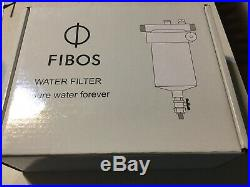 Fibos Whole House Water Filter