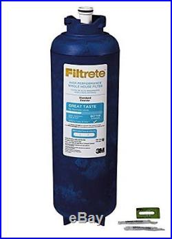 Filtrete 4WH-QCTO-S01 Whole House Replacement Filter System for 4WH-Q Series, Ne