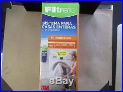 Filtrete High Performance Whole House System with Filter, Large Capacity, Basic