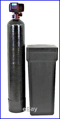 Fleck 5600SXT Metered Water Softener, 64,000 Grain Capacity with By-pass Valve