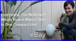 Hardless NG Whole House Water Filtration System