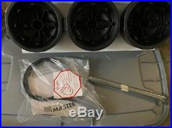 Home Master HMF3SDGFEC Whole House 3 Stage Water Filter FILTERS NOT INCLUDED