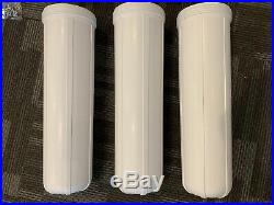 Home Master Whole House Three Stage Water Filtration System SAVE $$ HERE