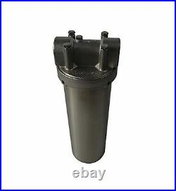 INTBUYING Heavy Duty Water Filter Housing Whole House Water Purification of 3