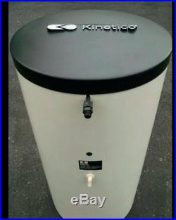 Kinetico Water Softener Model 60 FULLY TESTED WORKS Includes Brine Tank