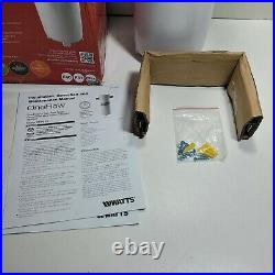 OneFlow + Salt-Free Scale Water Filtration System Whole House Missing Filter