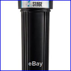 Pelican 1 Stage Drinking Water Whole House Filtration System Chlorine Filter New
