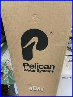 Pelican Water 10 GPM Whole House NaturSoft Salt-Free Water Filter Softener