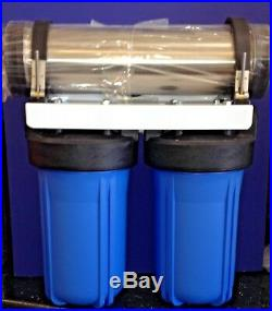 RO WATER FILTER REVERSE OSMOSIS WATER FILTER SYSTEM 600 GPD Membrane 11 RATIO