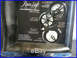 RainSoft Whole House Water Treatment System TIMER silver series