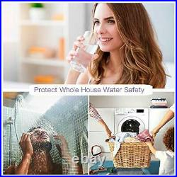 -TWS-12 Ultraviolet Water Purifier Sterilizer Filter for Whole House Water