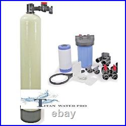 Titan Scale Stop Water ConditionerScale Removal 12 GPM & Pre Carbon Filter