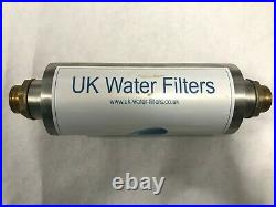 UK Water Filters Whole House Water Filter 20L / Min Ceramic Filtration