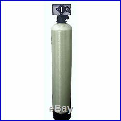 WHOLE HOUSE WATER FILTER SYSTEM Catalytic Carbon 1252 Backwash valve