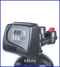 Whole House Backwash Filter withClack WS1 Control Valve and 1.0 Cu Ft of Carb