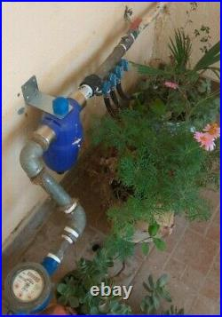 Whole House Hard Water Filter & descaler & iron removal filter