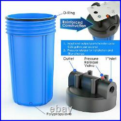 Whole House /Home/Pool/Well Water Filter System 10 Spin Down Sediment Filter