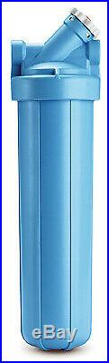 Whole-House Water Filter, 20-In