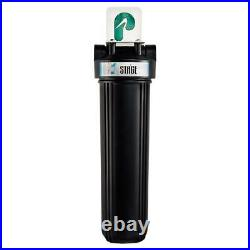 Whole House Water Filtration System 1 Stage Cleaner Clear Agua Supply Home 5 GPM